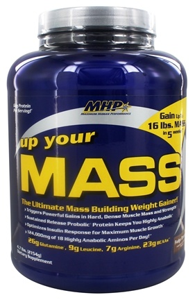 MHP - Up Your Mass Fudge Brownie - 4.7 lbs.