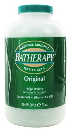 Queen Helene - Batherapy Mineral Bath Salts Original - 32 oz.