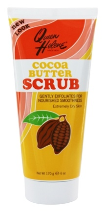 Queen Helene - Natural Facial Scrub Cocoa Butter - 6 oz.