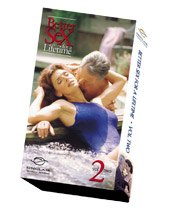 DROPPED: Sinclair Institute - Better Sex Series Better Sex for a Lifetime Vol. 2 Video - 1 DVD(s) CLEARANCE PRICED