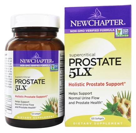 New Chapter - Prostate 5LX - 120 Softgels