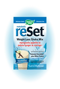 DROPPED: Nature's Way - Metabolic Reset Shake Vanilla - 1 Packet CLEARANCE PRICED