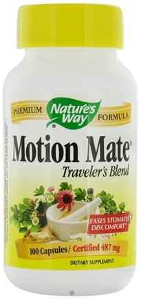 DROPPED: Nature's Way - Motion Mate 487 mg. - 100 Capsules
