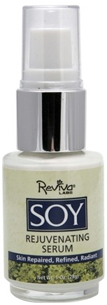DROPPED: Reviva Labs - Soy Rejuvenating Serum - 1 oz.