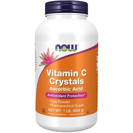 NOW Foods - Vitamin C Crystals - 1 lb.