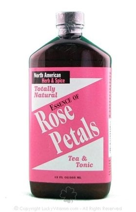DROPPED: North American Herb & Spice - Essence of Rose Petals - 12 oz.