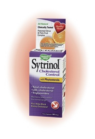 DROPPED: Nature's Way - Sytrinol with Phytosterols - 60 Softgels