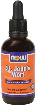 DROPPED: NOW Foods - St. John's Wort Extract, Vegetarian - 2 oz.