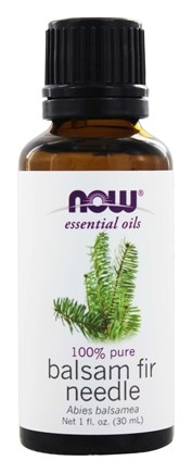NOW Foods - Balsam Fir Needle Oil - 1 oz.