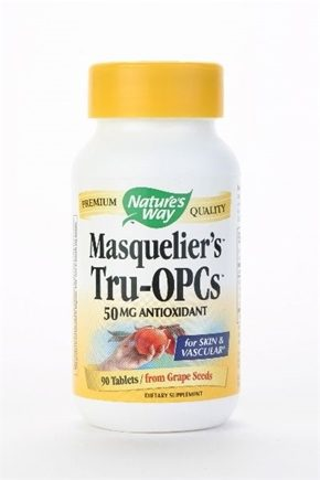DROPPED: Nature's Way - Tru-Opcs 50 mg. - 90 Tablets