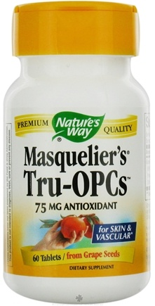 DROPPED: Nature's Way - Tru-Opcs 75 mg. - 60 Tablets