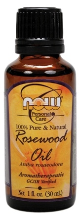 DROPPED: NOW Foods - Rosewood Oil - 1 oz.