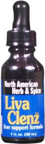 DROPPED: North American Herb & Spice - LivaClenz - 1 oz.