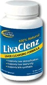 DROPPED: North American Herb & Spice - LivaClenz Caps - 60 Capsules