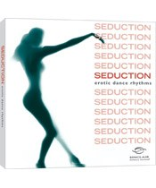 DROPPED: Sinclair Institute - Seduction Erotic Dance Rhythms - 1 CD(s) CLEARANCE PRICED