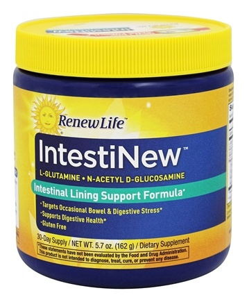 ReNew Life - IntestiNEW Powder - 5.7 oz.