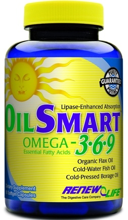 DROPPED: ReNew Life - OilSmart - 60 Softgels