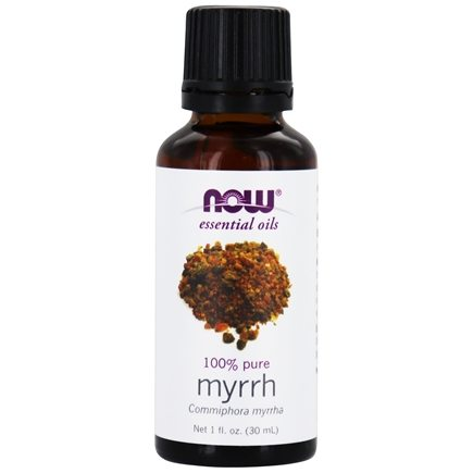 NOW Foods - Myrrh Oil - 1 oz.