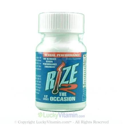 DROPPED: Rize 2 The Occasion - Rize2 The Occasion - 3 Capsules