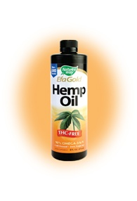 DROPPED: Nature's Way - Hemp Oil - 8 oz.