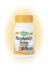 DROPPED: Nature's Way - Phosphatidylserine - 30 Softgels