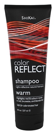 Shikai - Color Reflect Warm Shampoo - 8 oz.