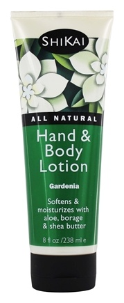 Shikai - Hand & Body Lotion Gardenia - 8 oz.