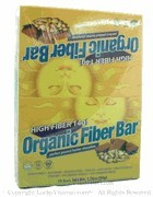 DROPPED: ReNew Life - Organic Fiber Bar Peanut Butter Chocolate - 1.76 oz.
