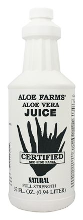 Aloe Farms - Organic Aloe Vera Juice - 32 oz.