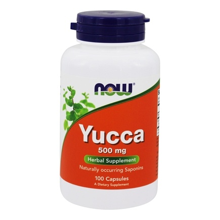 NOW Foods - Yucca - 100 Capsules