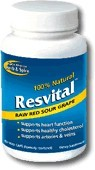 DROPPED: North American Herb & Spice - Resvital - 90 Capsules