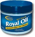 DROPPED: North American Herb & Spice - Royal Oil - 2 oz.