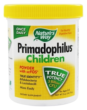 Nature's Way - Primadophilus For Children - 5 oz.