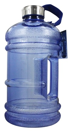 New Wave Enviro Products - 2.2 Liter BPA Free Water Bottle with Handle