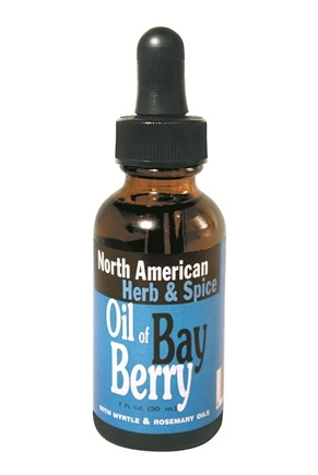 DROPPED: North American Herb & Spice - Oil of Bay Berry