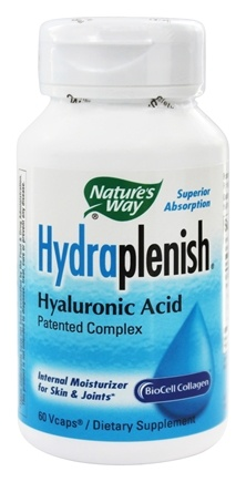 Nature's Way - Hydraplenish - 60 Vegetarian Capsules