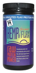 DROPPED: Ruth's Hemp Foods - Hemp Protein Power with Sprouted Flax - 18 oz.