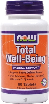 DROPPED: NOW Foods - Total Well-Being - 60 Tablets
