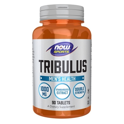 NOW Foods - Tribulus 1000 mg. - 90 Tablets