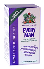 DROPPED: New Chapter - Every Man SPECIALLY PRICED - 30 Tablets