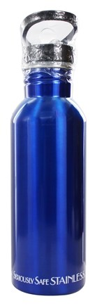 New Wave Enviro Products - Stainless Steel Water Bottle Blue - 20 oz.