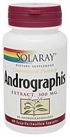 DROPPED: Solaray - Andrographis - 60 Capsules