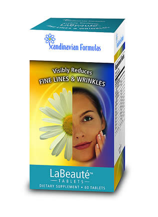 DROPPED: Scandinavian Formulas - LaBeaute - 60 Tablets