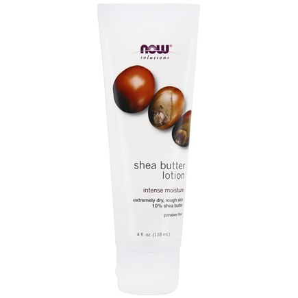 NOW Foods - Shea Butter Lotion - 4 oz.