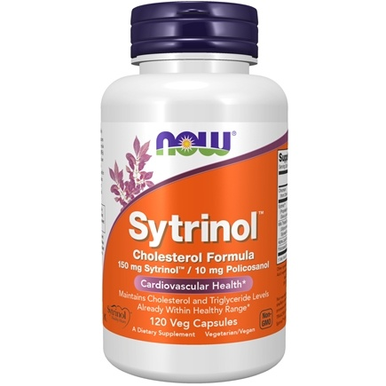 NOW Foods - Sytrinol - 120 Vegetarian Capsules