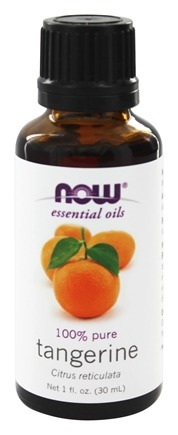 NOW Foods - Tangerine Oil - 1 oz.
