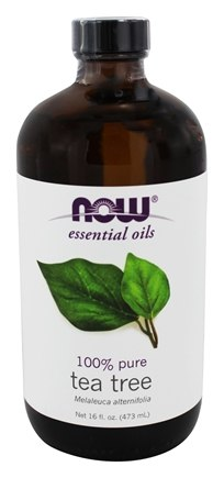 NOW Foods - Tea Tree Oil - 16 oz.