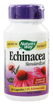 Nature's Way - Echinacea - 60 Capsules