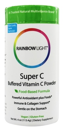 Rainbow Light - Super C Powder - 4 oz.