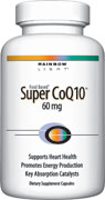 DROPPED: Rainbow Light - Super CoQ10 60 mg. - 50 Vegetarian Capsules